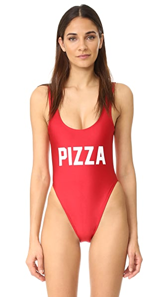 Private Party Pizza Swimsuit