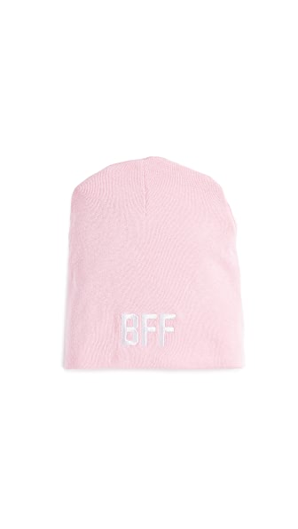 Private Party BFF Baby Hat In Pink