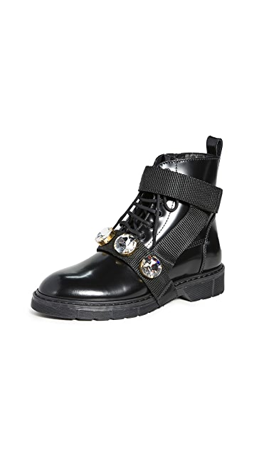 Polly Plume Lara Rock Boots
