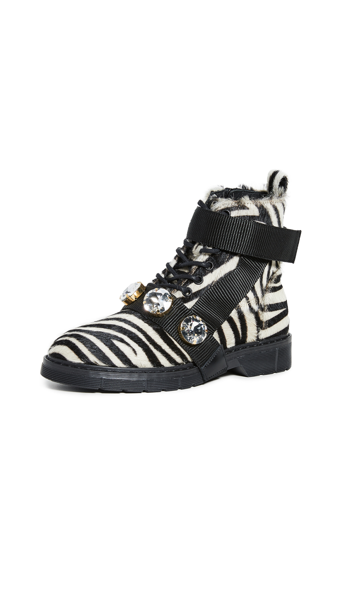 Polly Plume Lara Zoo Boots – 70% Off Sale