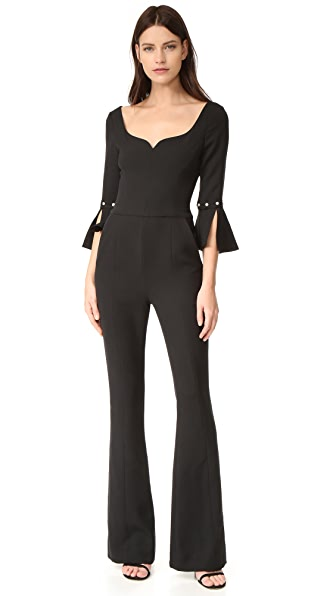 Prabal Gurung Sweetheart Neck Jumpsuit