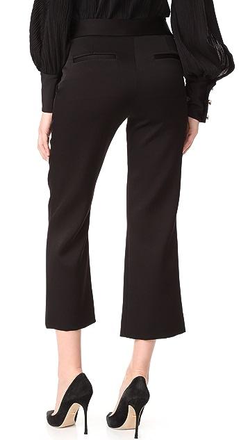 Prabal Gurung Cropped Pants