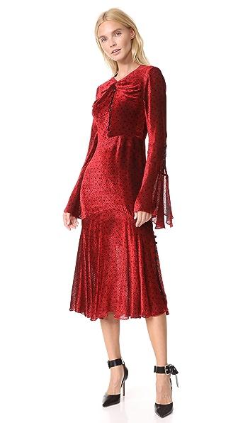 Prabal Gurung Twist Dress