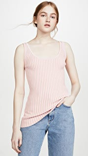 Prabal Gurung Ribbed Tank