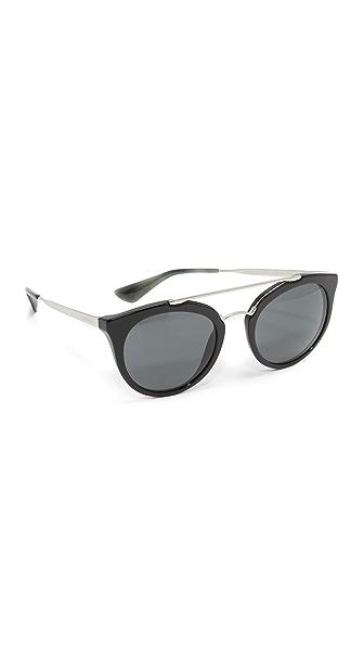 Prada Aviator Sunglasses at Shopbop