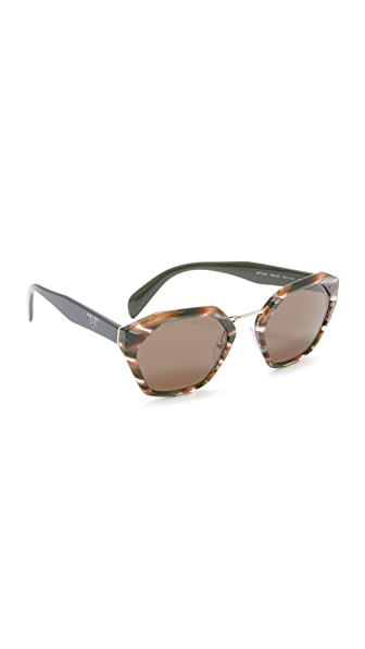 Prada Hexagon Sunglasses