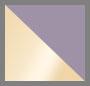 White Havana/Gold Violet