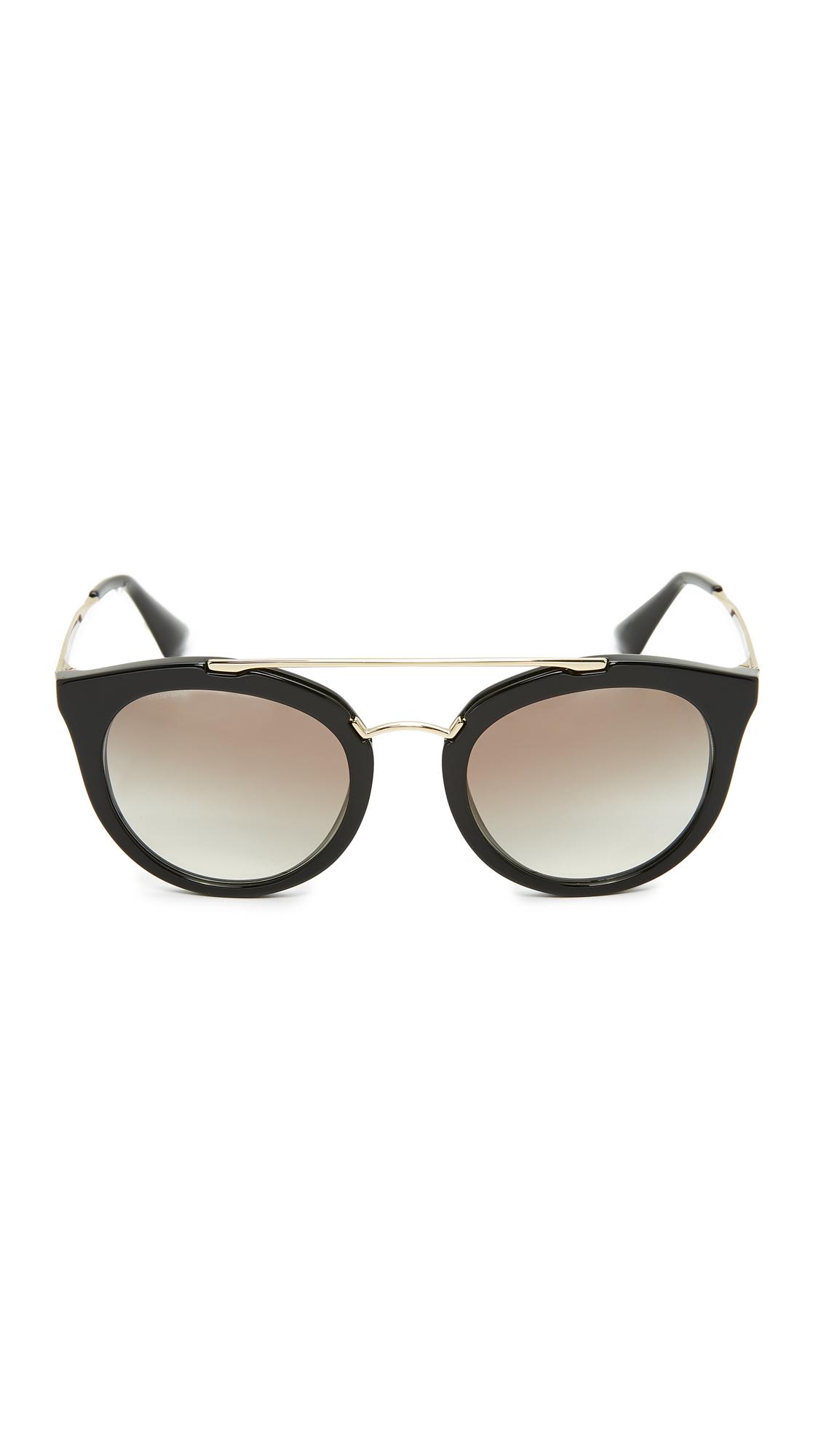bf5201f8c5b7 ... wholesale prada round aviator sunglasses prada round aviator sunglasses  shopbop save up to 25 use code