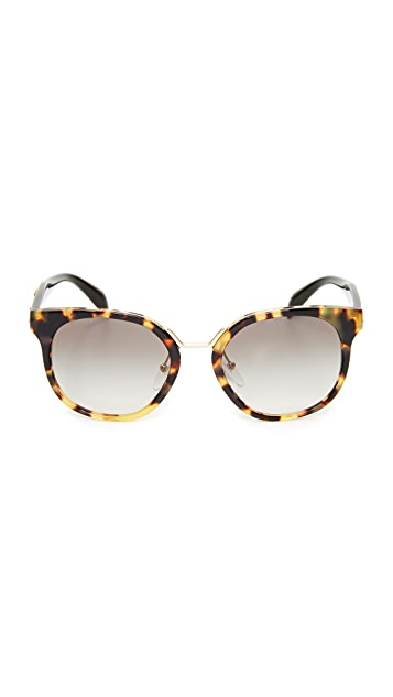 Prada Crazy Daisies Sunglasses