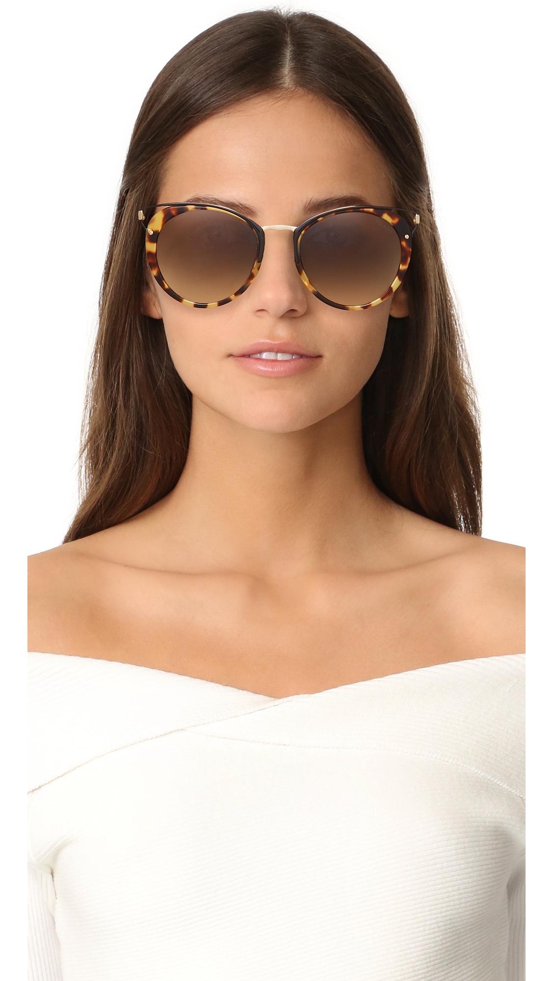 e8e47ec1b56e1 Prada Wanderer Sunglasses