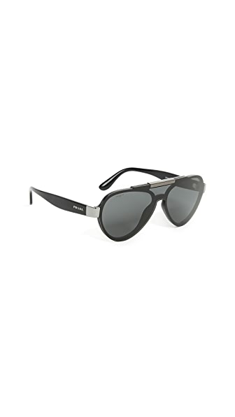 Prada Man Special Sunglasses at Shopbop