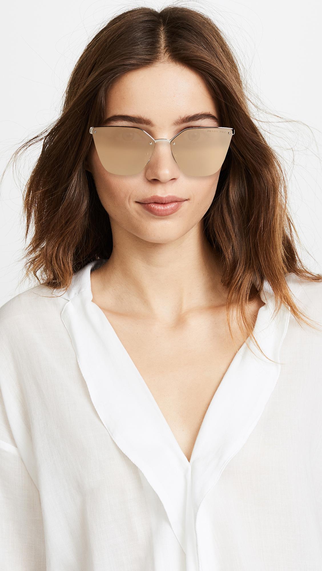 040437caa804c Prada Cinema Evolution Sunglasses