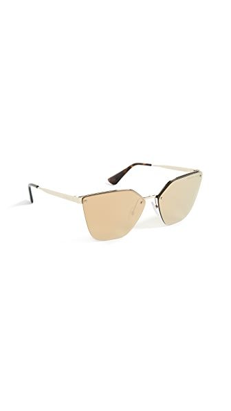 Prada Cinema Evolution Sunglasses at Shopbop