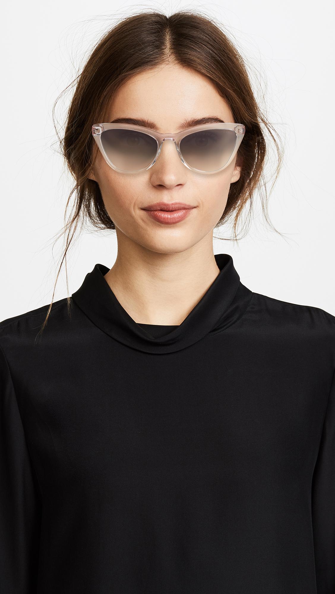 d7ddc89718f Prada PR 01VS Ultravox Cat Eye Sunglasses