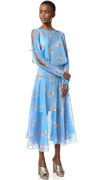 Preen By Thornton Bregazzi Sharon Dress with Slip