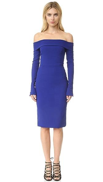Preen By Thornton Bregazzi Newman Dress - Cobalt