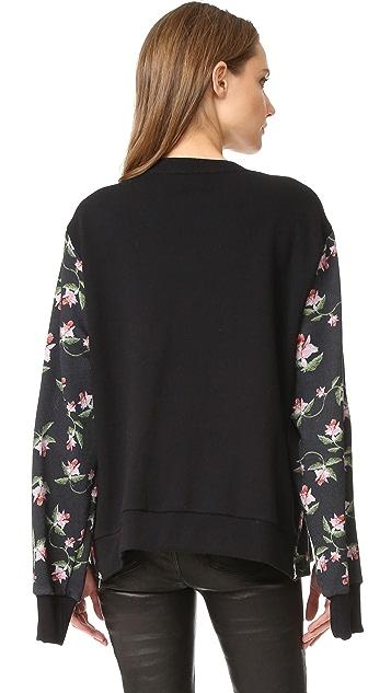 Preen By Thornton Bregazzi Kit Sweatshirt