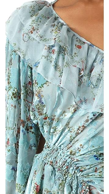 Preen By Thornton Bregazzi William One Shoulder Dress