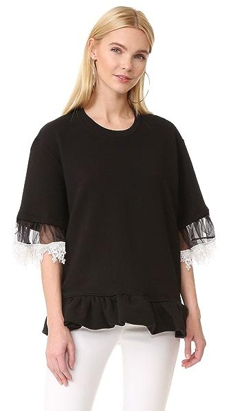 Preen By Thornton Bregazzi Pearl Sweatshirt