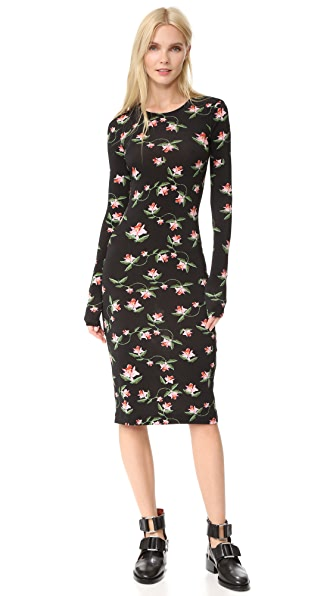 Preen By Thornton Bregazzi Myra Daffodil Dress