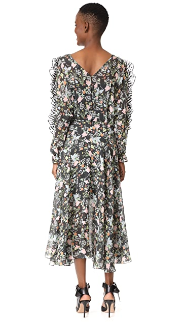Preen By Thornton Bregazzi Emiliana Dress