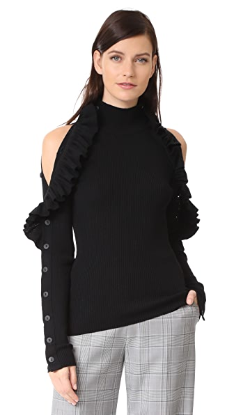 Preen By Thornton Bregazzi Alexx Jumper - Black