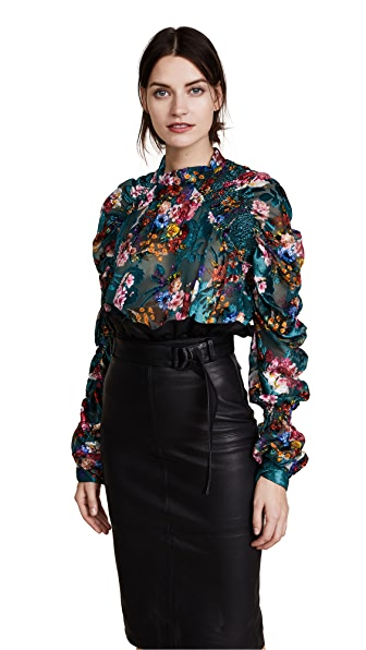 Preen By Thornton Bregazzi Willa Blouse