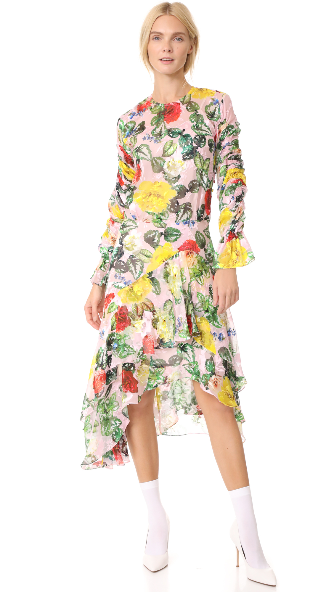 Preen By Thornton Bregazzi Oriana Dress