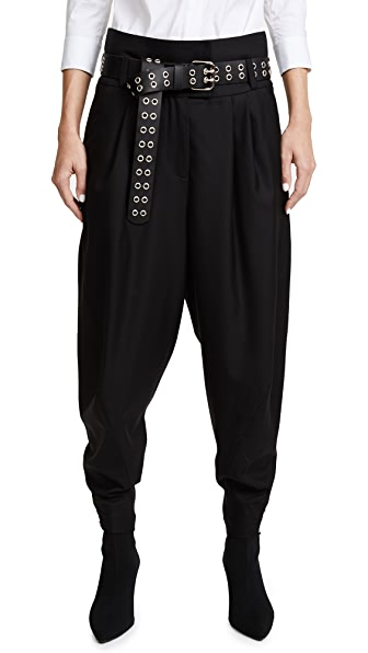 Preen By Thornton Bregazzi High Blade Belted Trousers