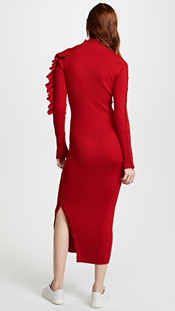Preen By Thornton Bregazzi Allegra Knit Dress