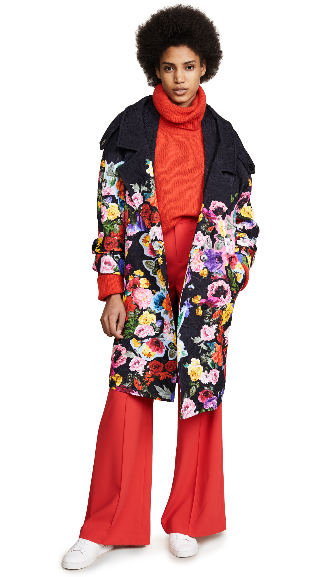 Preen By Thornton Bregazzi Roberta Coat