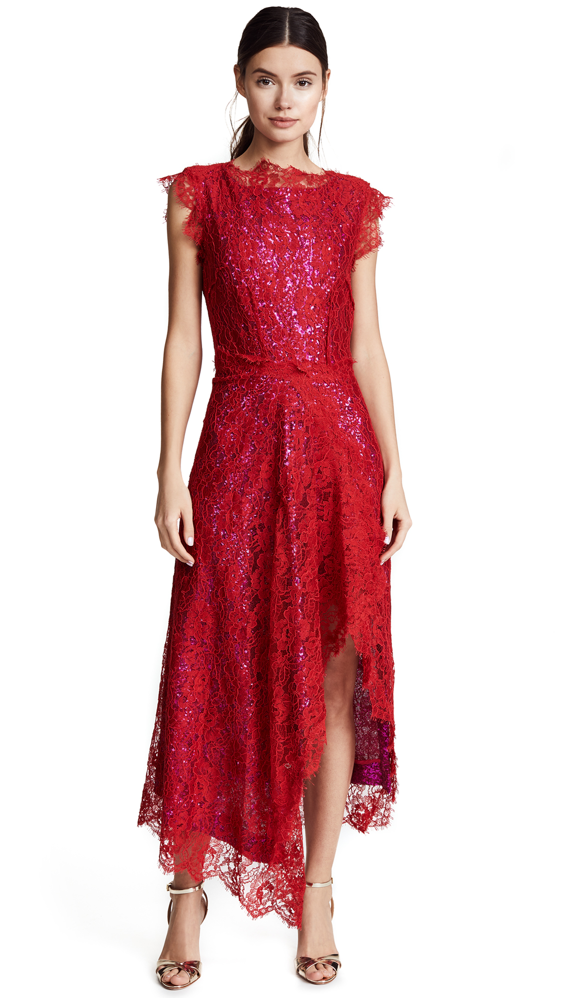 Preen By Thornton Bregazzi Georgie Dress