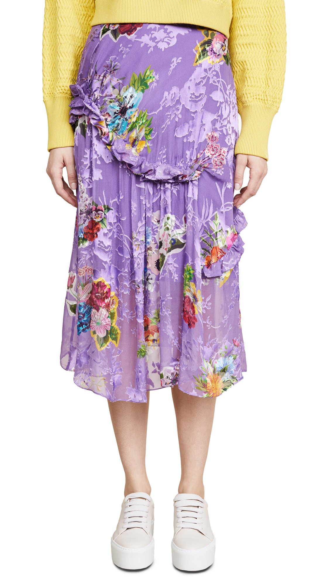 Preen By Thornton Bregazzi Elsa Skirt