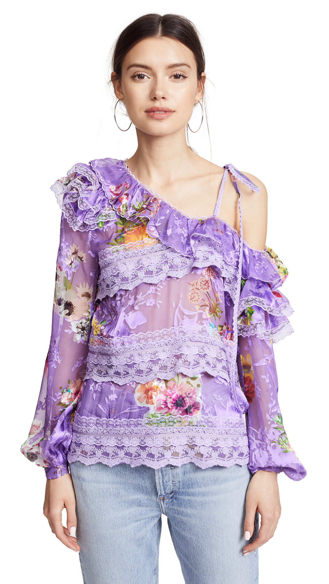 Preen By Thornton Bregazzi Leanne Top