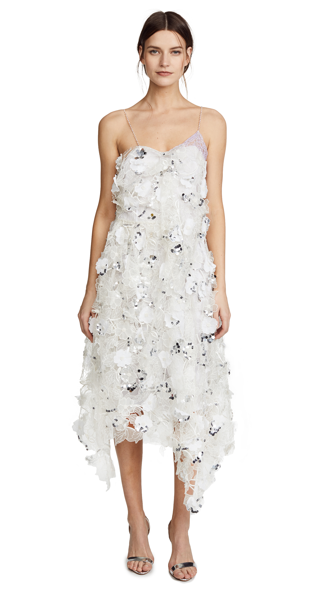 Preen By Thornton Bregazzi Tulip Dress