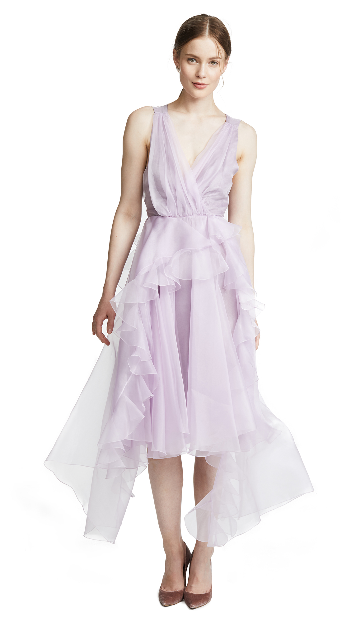 Preen By Thornton Bregazzi Blanche Dress