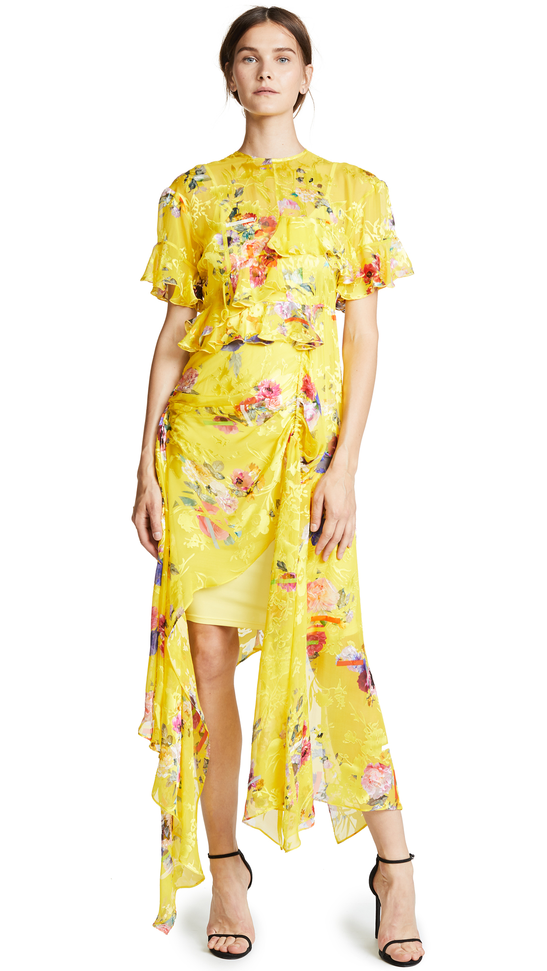 Preen By Thornton Bregazzi Nickesha Dress
