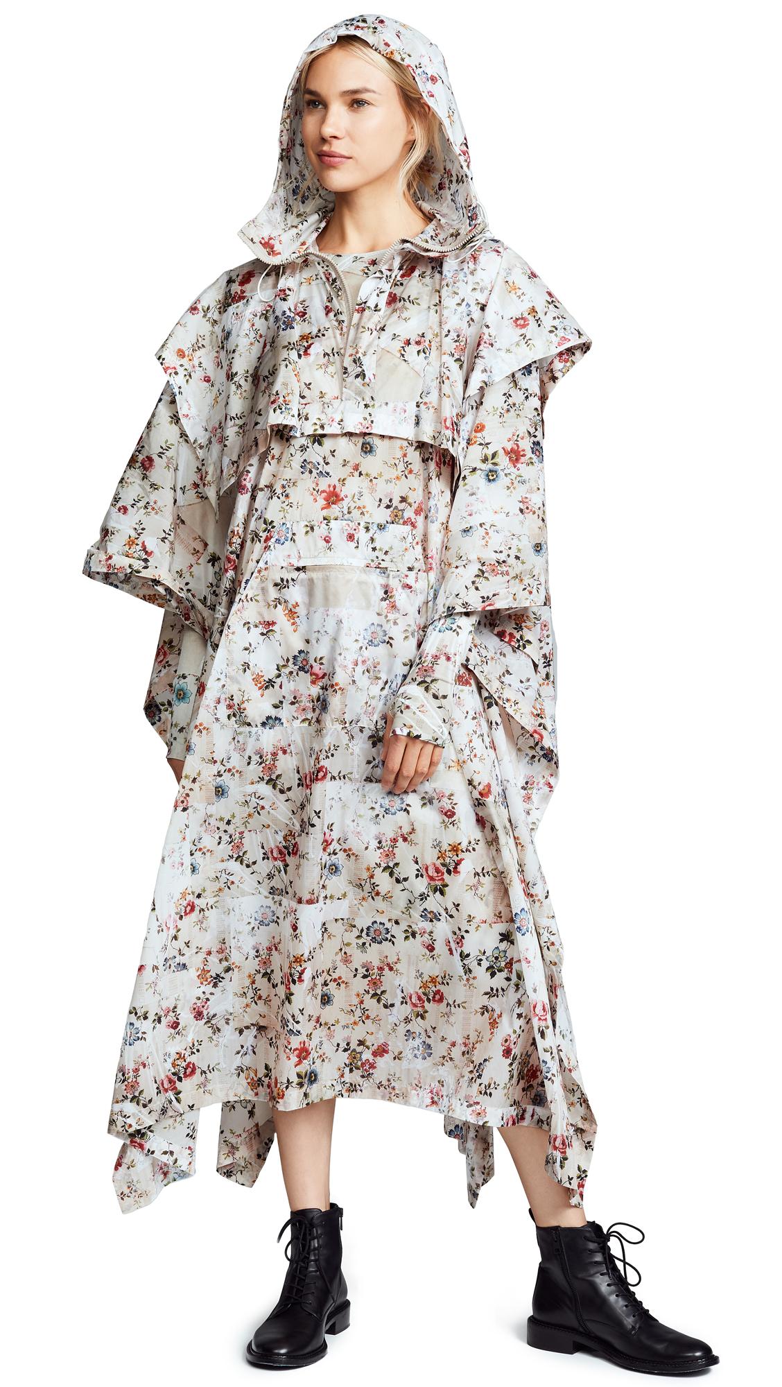 Preen By Thornton Bregazzi Ada Poncho Dress