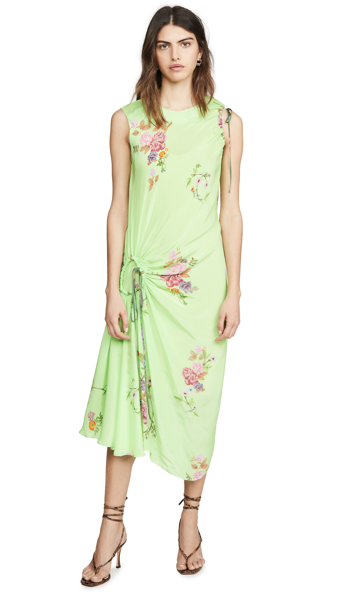Preen By Thornton Bregazzi Preen Line Aida Dress - 60% Off Sale