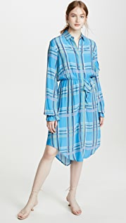 Preen By Thornton Bregazzi Preen Line Primrose Shirtdress