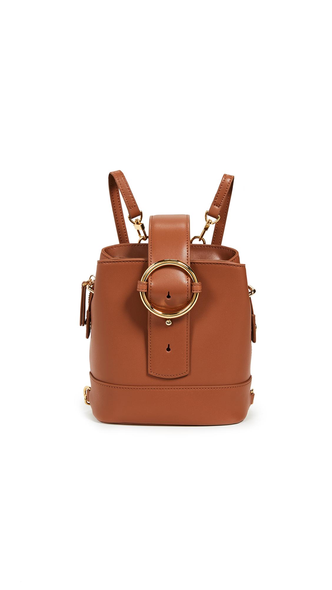 PARISA WANG Addicted Mini Backpack in Brown