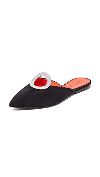 Proenza Schouler Flat Slides