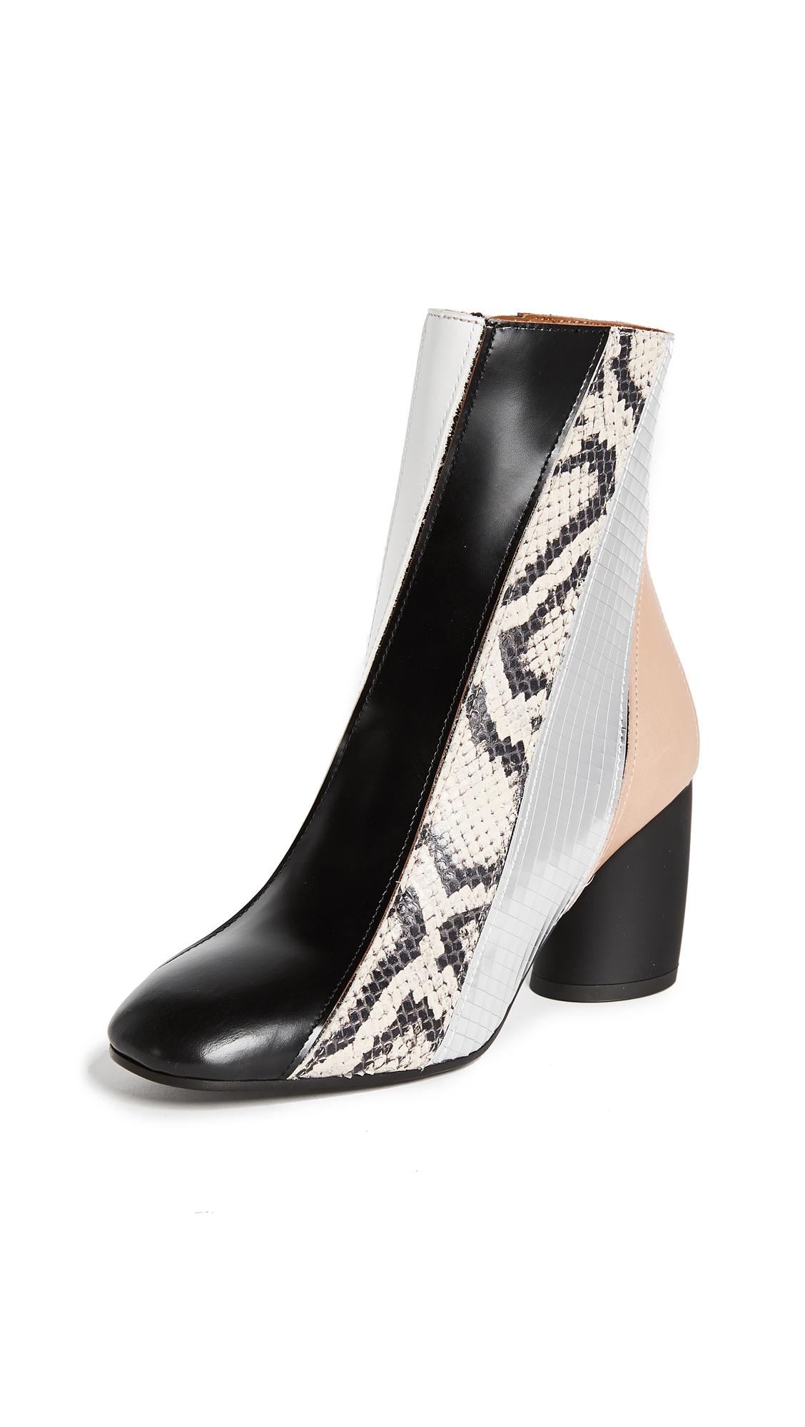 Proenza Schouler Block Heel Booties