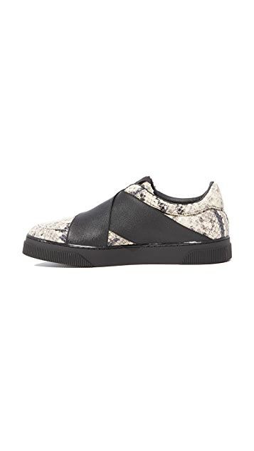 Proenza Schouler Elastic Wrap Sneakers
