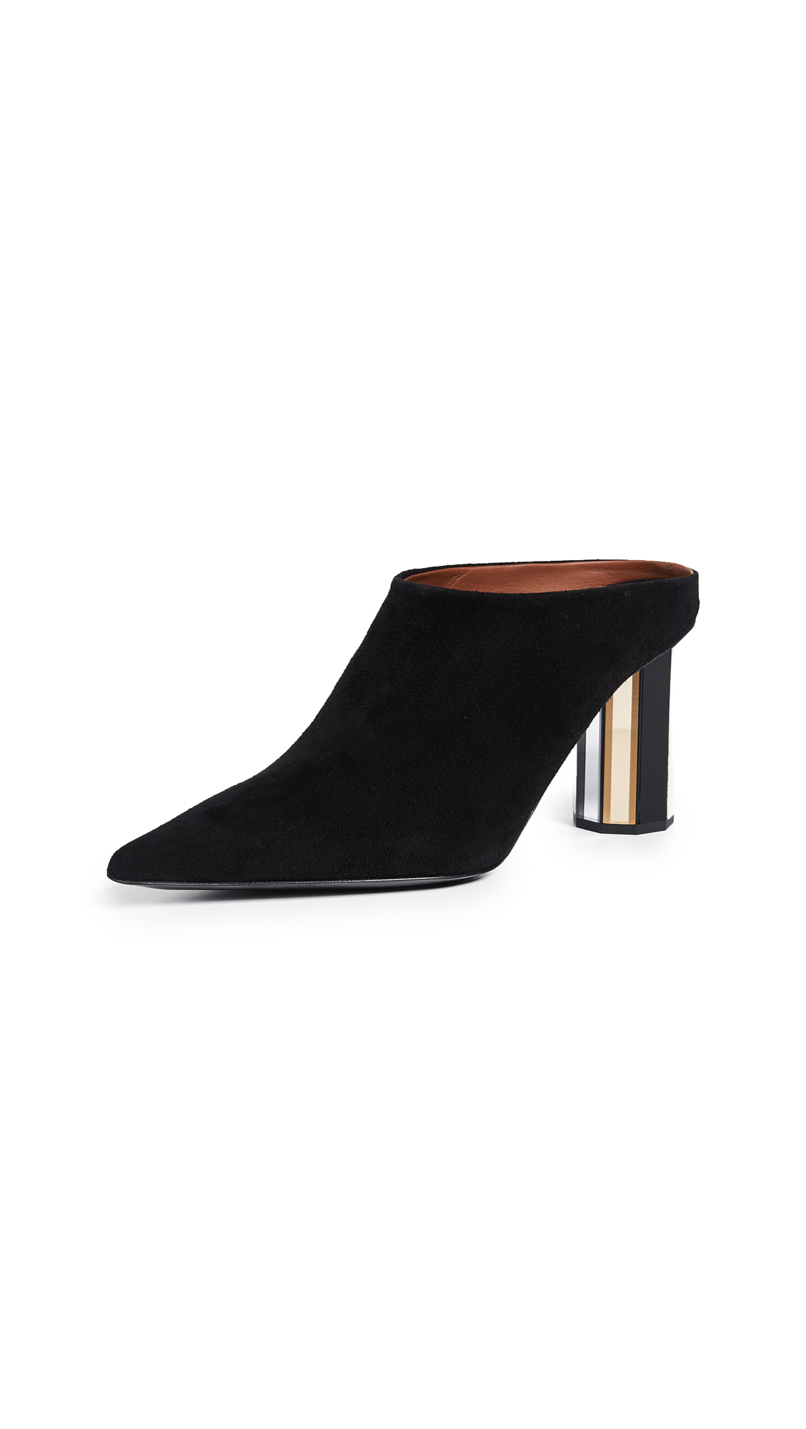 Proenza Schouler Mule Pumps - Black