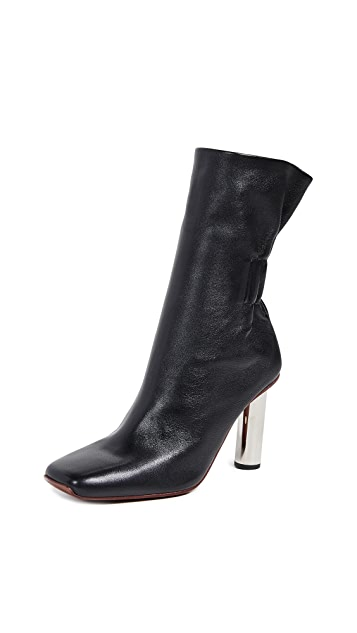 Photo of  Proenza Schouler Tall Boots- shop Proenza Schouler Boots, Flat online sales