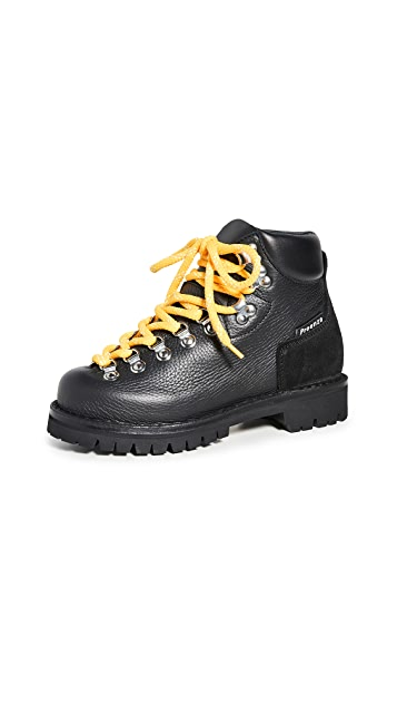 Photo of  Proenza Schouler Hiking Boots- shop Proenza Schouler Boots, Flat online sales