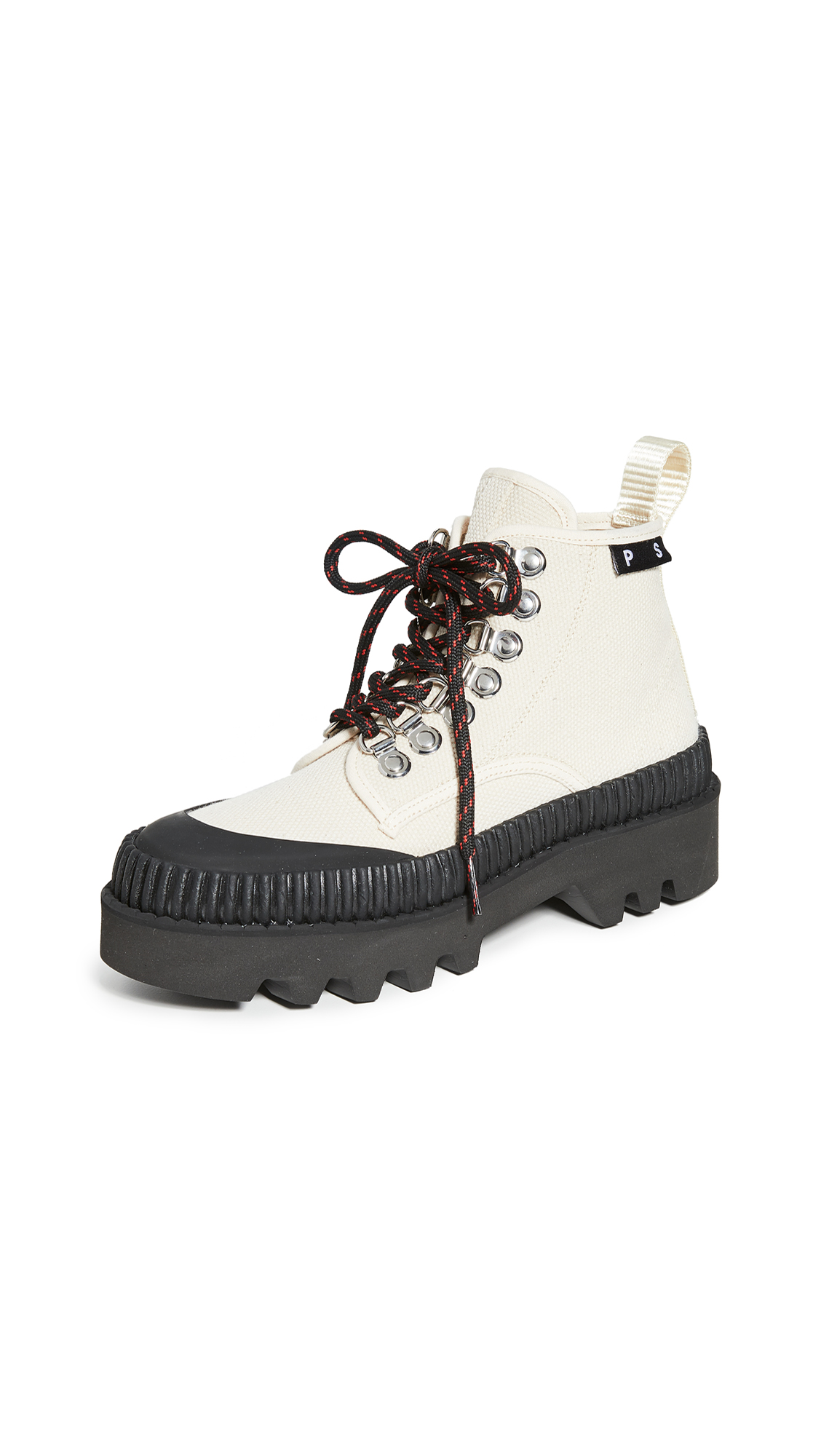 Proenza Schouler Lace Up Hiker Boots - 60% Off Sale