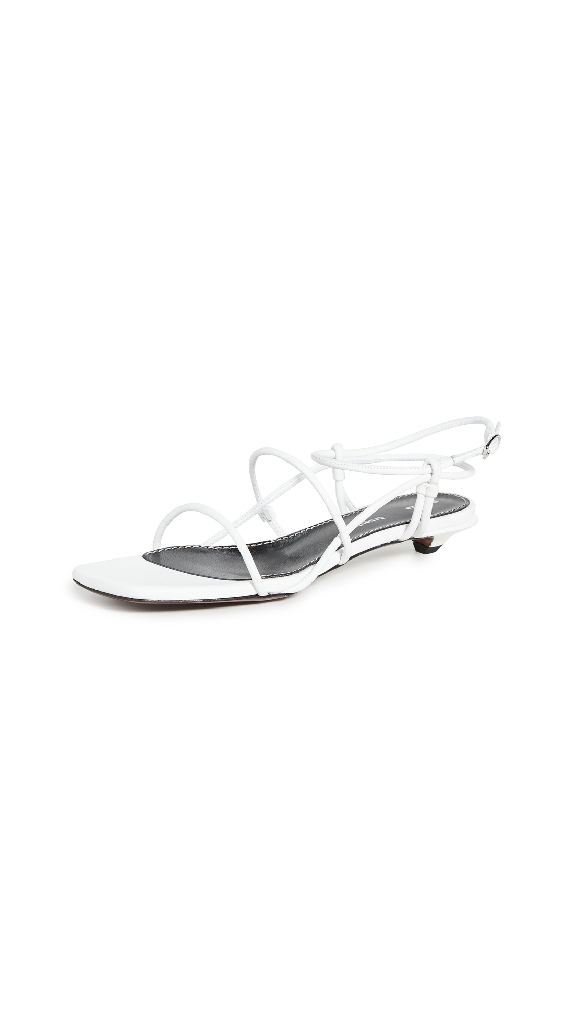 Proenza Schouler Strappy Low Sandals - 60% Off Sale