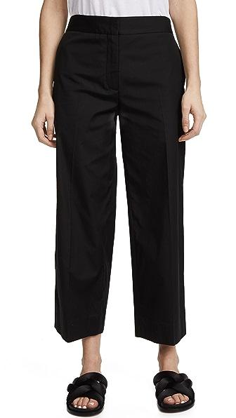 Protagonist Resort Trousers In Black